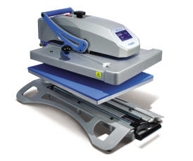 b5f1ac367 There is no one heat press fits everyone's needs. ACP supports USA heat  press manufacturers: AIT, GEO Knight, HIX, Insta, and Stahls.