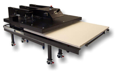 Sublimation Heat Presses Knight Large Format Heat Press