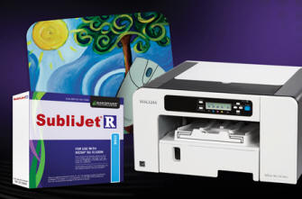 Sublimation Ink - SubliJet Ricoh SG 3110DN