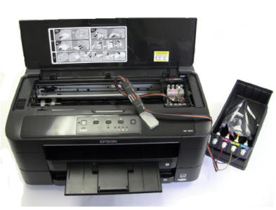 Sublimation Ink - SubliJet Epson WF7010